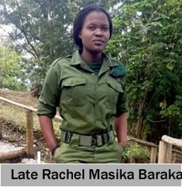 Rachel Baraka