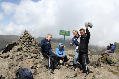 Uganda hiking tours